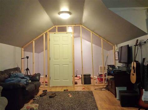 diy   frame  interior wall  door  sheetrock