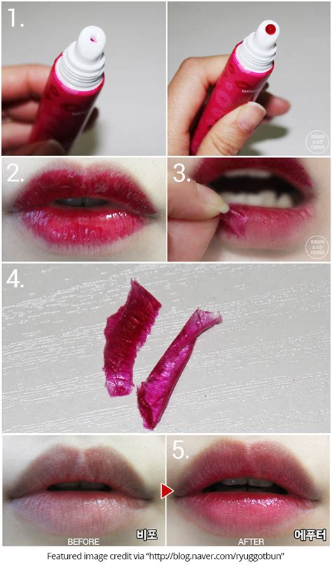 lip tint tattoo pantip what is lips tattoo pack lips tattoo and makeup