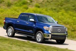 Toyota Tunsra 2014 Toyota Tundra Limited Drive Motor Trend