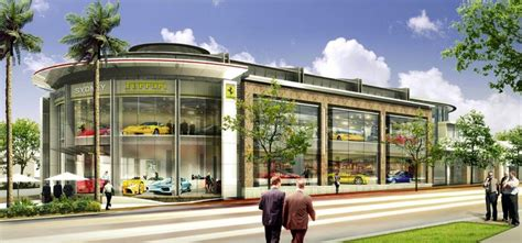lamborghini showroom building 55 best min cap images on pinterest contemporary design