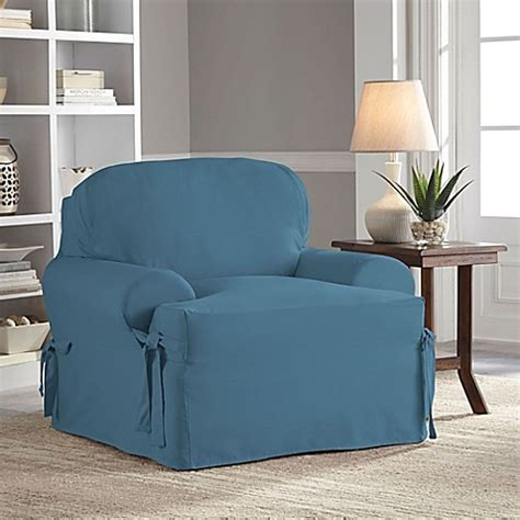 perfect fit upholstery perfect fit relaxed fit cotton duck t cushion chair