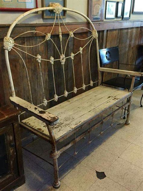 Iron Bedroom Bench by Best 25 Refurbished Headboard Ideas On Benches Headboard Redo And Repurposed