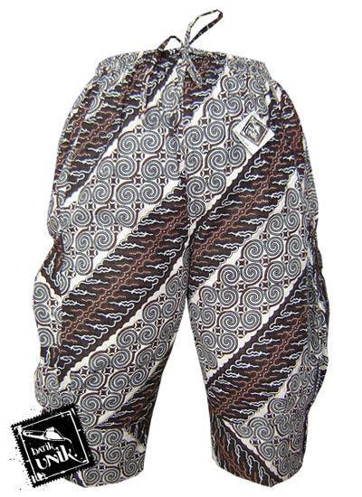Sale Celana Santai Anak celana panjang batik motif jogja celana murah