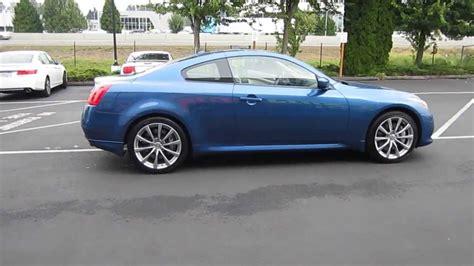 infinity car blue 2010 infiniti g37 blue slate stock 731089
