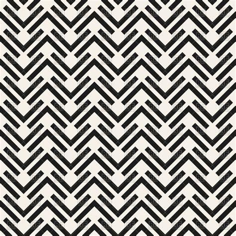 outline of zigzag pattern seamless geometric monochrome zigzag pattern royalty free