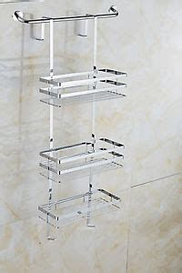 stainless steel door shower caddy shower caddy shelves tidy storage hanging bathroom