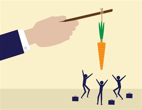 Turning A Carrot Into A Stick Fishing Stick That Is by Doj S Pilot Program Carrot And Stick Or Bluff And Bluster