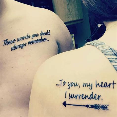 couple tattoo song lyrics 17 best images about tattoos on pinterest mothers