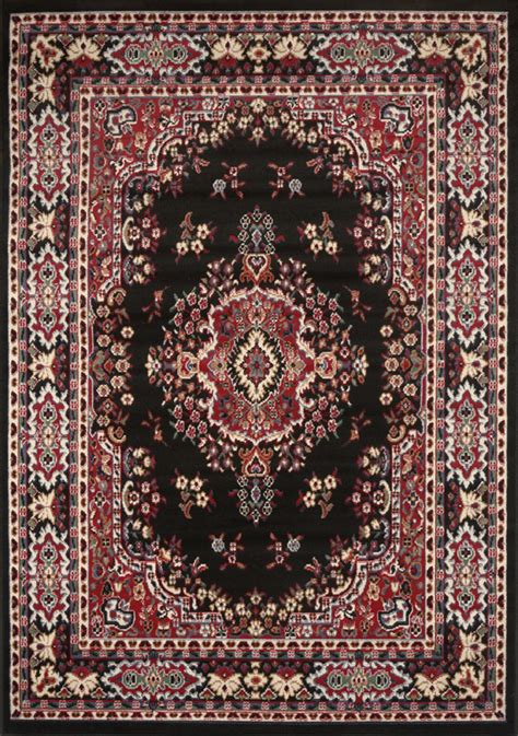 Area Rug Styles by Traditional Medallion Area Rug Style