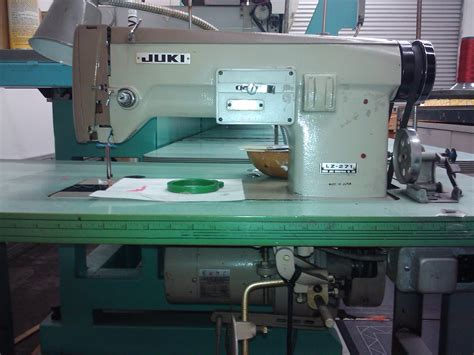 Mesin Bordir Lz 271 juki lz 271 embroidery machine