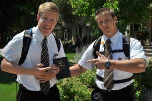 Mormons these days specifically the magical mormon who will allegedly