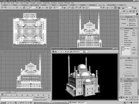 islamic pattern 3d model free alabaster mosque islamic architecture 3d model free download