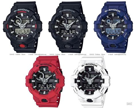 Casio G Shock Ga 700 2a Original casio ga 700 g shock digi 3d to end 4 11 2019 11 39 pm