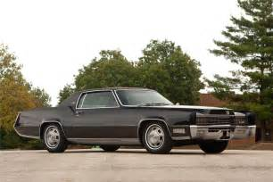 Cadillac Eldorado 1967 1967 Cadillac Eldorado 2 Door Coupe 161539