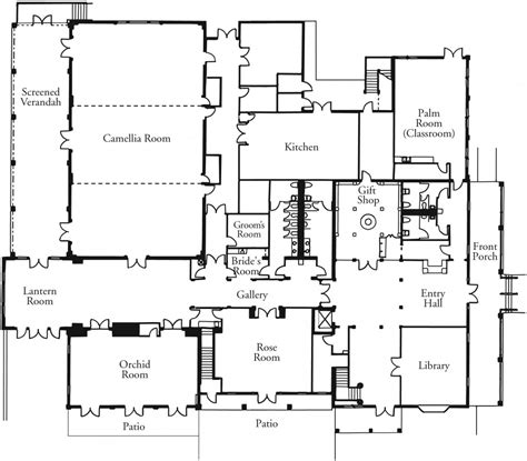 floor plans for patio homes floor plans rentals leu gardens
