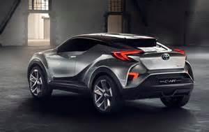 Toyota Concept Toyota C Hr Concept Nearer To Production On Australia