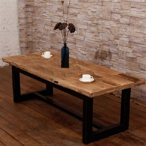 wrought iron coffee table legs distressed country wood coffee table coffee table
