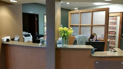 Dental Office Front Desk A The Look At Modern Dental Modern Dental