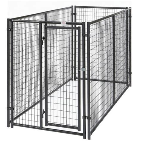 tractor supply kennel behlen country 174 club kennel 5 ft w x 10 ft l x 6 ft h tractor supply co 450