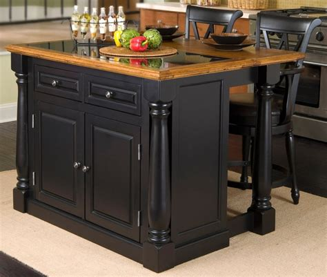 Black Kitchen Island With Seating Kitchen Wonderful Small Kitchen Island Ideas With Seating With Beige Oak Wooden Kitchen Island