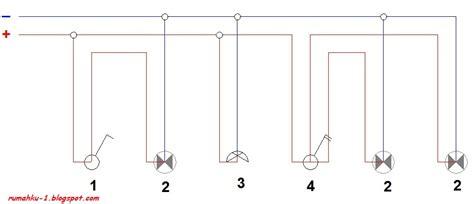 Penghemat Listrik Modern gambar rangkaian pemasangan saklar grcom info
