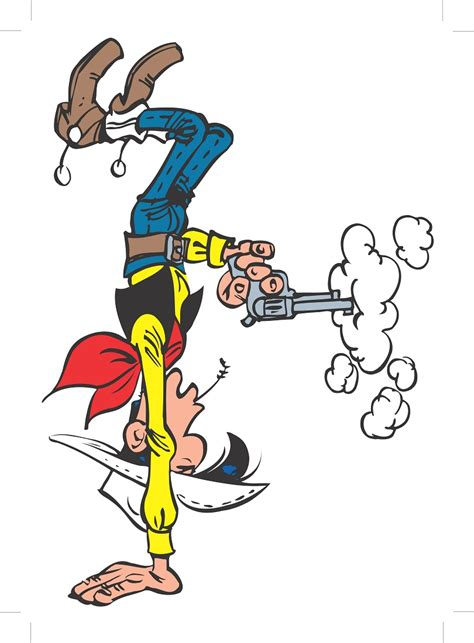 The Lucky Luke by Lucky Luke Hat Geburtstag Duda News