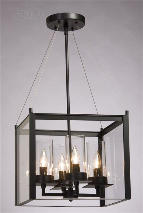 Modern Entryway Lighting steven and chris sc654 modern contemporary foyer light sc654