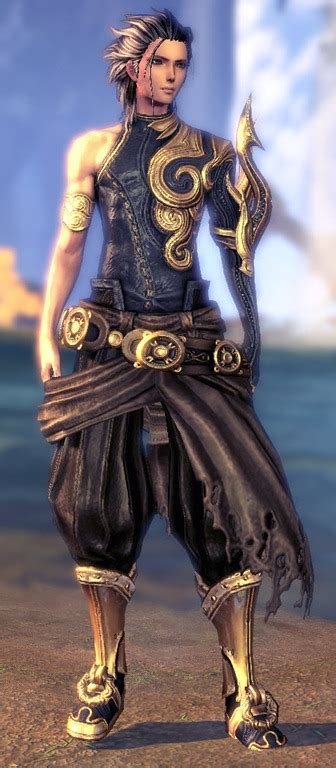 BnS Fashion | Deva (Blade and Soul) Female Deva Dandd