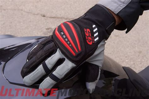 bmw motorcycle gloves reviews bmw rallye gs pro glove review summer adv glove