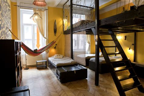 Hostels In Boutique And Unique Hostels With Maximum Style On A