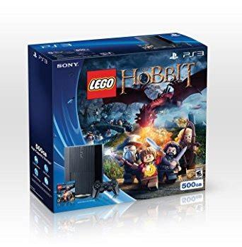 un bundle ps3 avec lego ps3 500 gb lego el hobbit bundle 1 695 800 en mercado