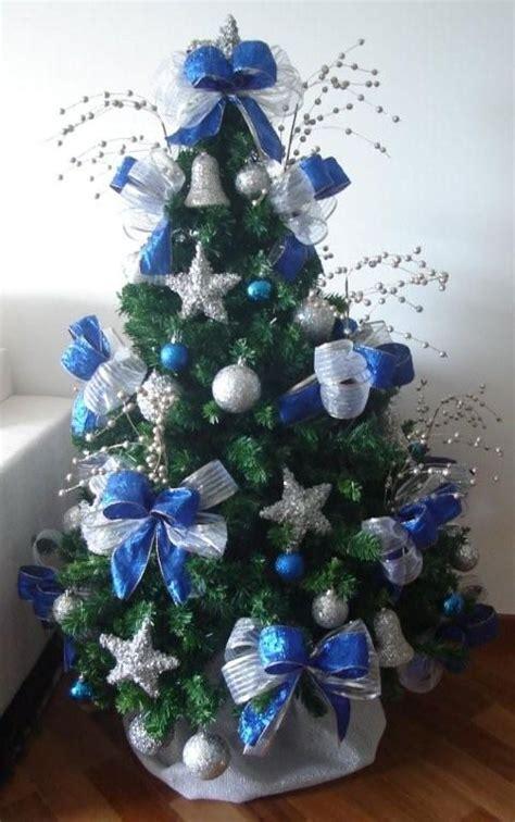 decoração de arvore de natal azul e dourado arvore de natal decora 231 227 o prata e azul pesquisa