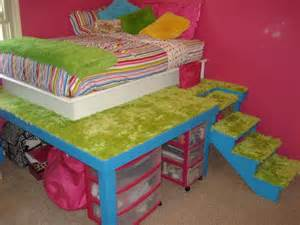 teddy duncan bedroom so this is the cute loft area that we built in my