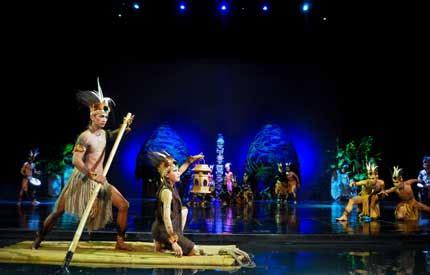 devdan show  nusa dua theatre bali