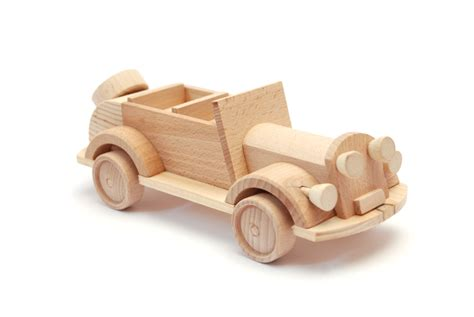Handmade Wooden Cars - plans wood box