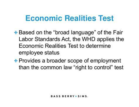 Fair Labor Standards Act Section 7 by Employee Leaves Of Absence Flsa Fmla Ada And Aca