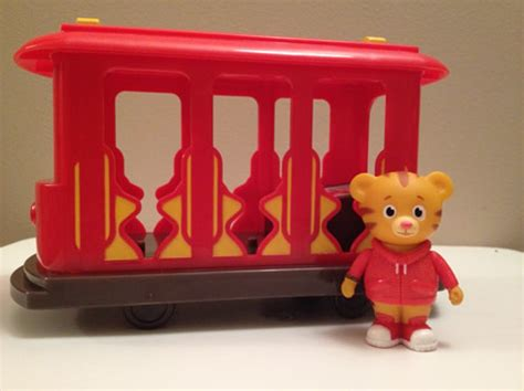 Daniel Tiger Trolley Bed by The Gallery For Gt Daniel Tiger Trolley Pajamas