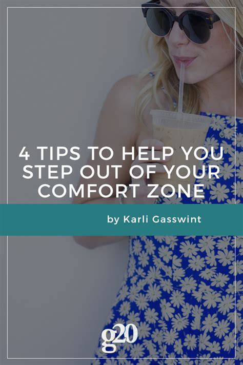 outside your comfort zone tips to help you step outside your comfort zone