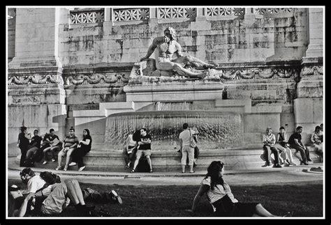 dei due mari le fontane dei due mari vittoriano foto immagini