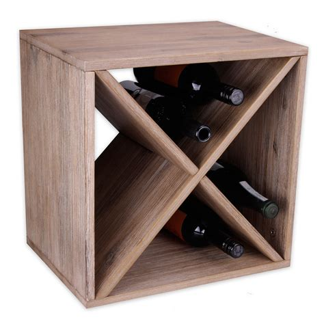 modernes weinregal flaschenregal weinregal wein regal holz - Modernes Weinregal