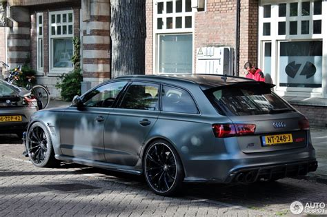 Audi Rs6 Plus audi abt rs6 plus avant c7 2015 16 juni 2017 autogespot