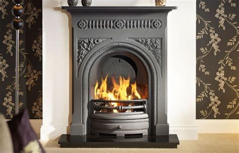 cast iron electric fireplace cast iron fireplaces fairburn 36 black cast iron fireplace
