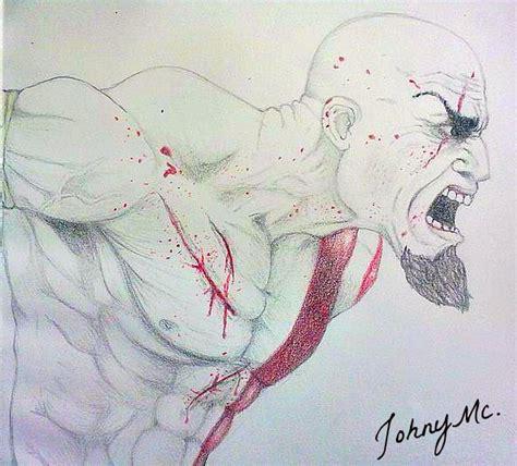 imagenes de kratos para dibujar faciles kratos por eusebioni dibujando