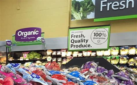 walmart food brands wal mart to phase out organic food brand oats potatopro
