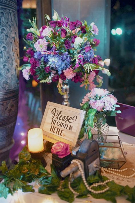 tangled fans this wedding day is for you