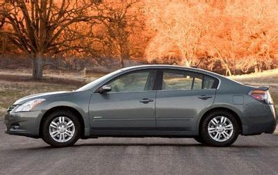 Cars And Technology 2010 Nissan Altima Owners Manual