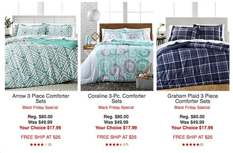 standard twin comforter size macy s 3pc comforter sets all sizes twin king 17 99
