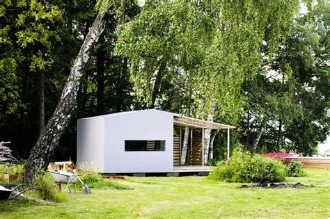 mini houses the mini house by jonas wagell is a modern prefab that