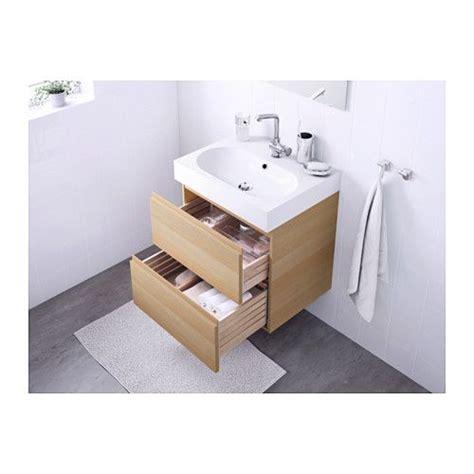 Bathroom Sink Cabinets Ikea Uk Godmorgon Br 197 Viken Sink Cabinet With 2 Drawers White