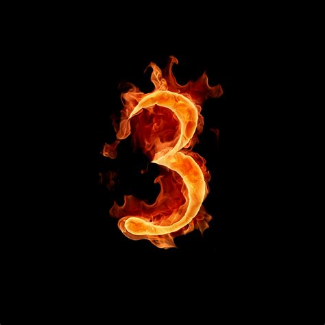 three s numerology images the number 3 hd wallpaper and background